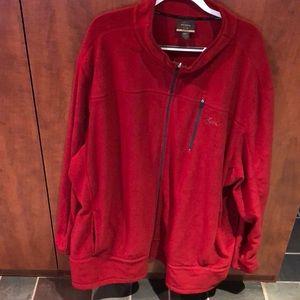 Greg Norman for Tasso Ella Fleece Jacket.